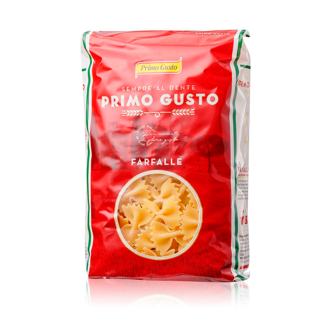 """Паста """"Фарфалле"""" PRIMO GUSTO 500г"""