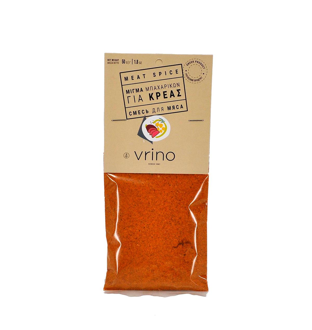 Приправа для мяса VRINO 50 г